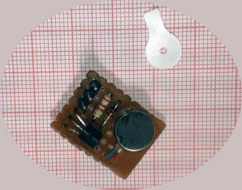 Haptic Feedback Module Prototype