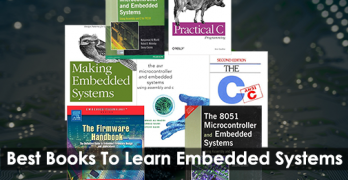 7 Best Books to learn Embedded Systems that excels your Career