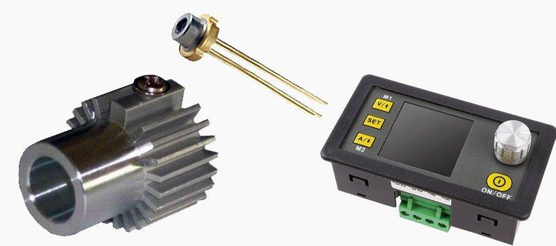 Laser Diode Accessories
