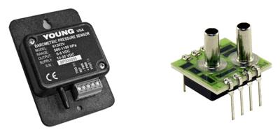 Analog pressure Sensors (Barometric)