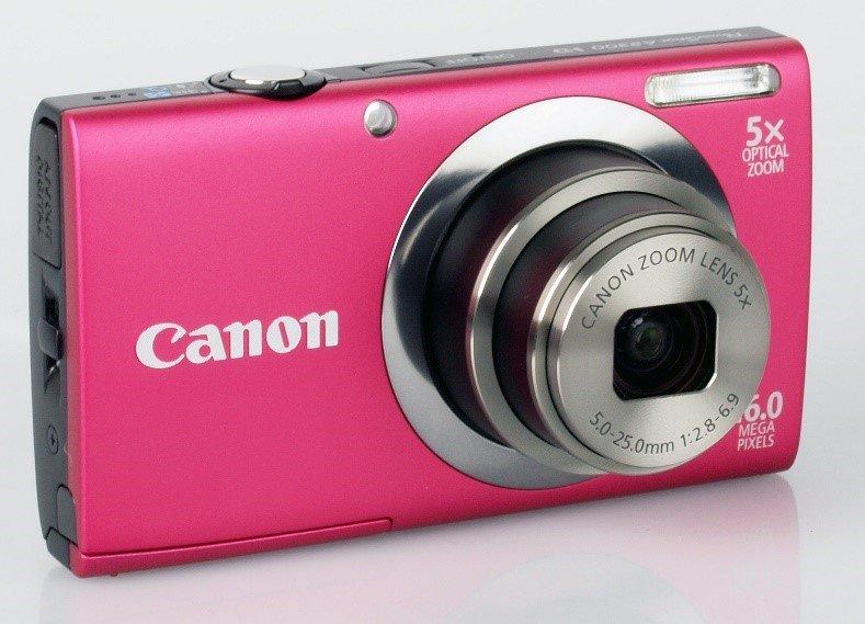 Consumer Electronics Applications-Camera
