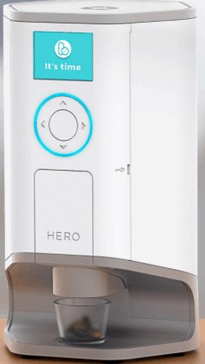 Drug Dispenser-Medical Electronics Applications
