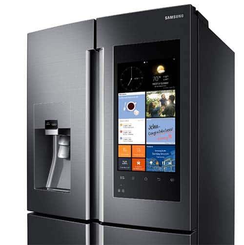 Consumer Electronics Applications-Refrigerator