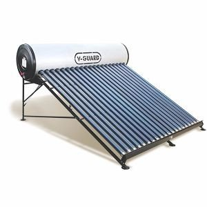 Consumer electronics applications-Solar Water Heater