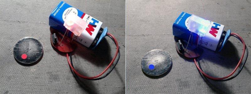 Electronic Magnet Evaluator Prototype v1