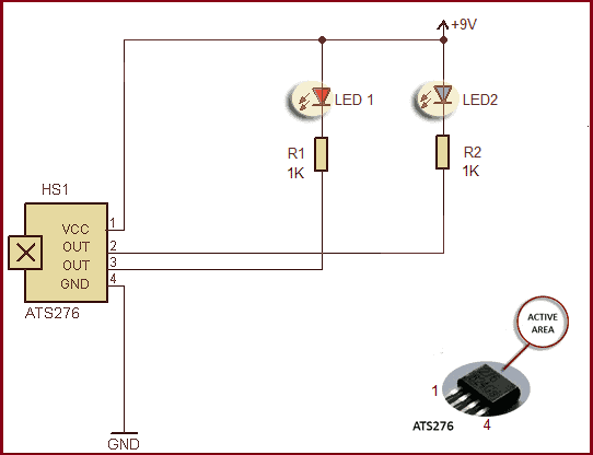 Electronic Magnet Evaluator Schematic