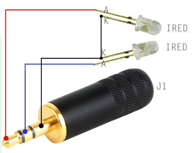 Infrared (IR) Adapter for Smartphone_IRTXv1_1