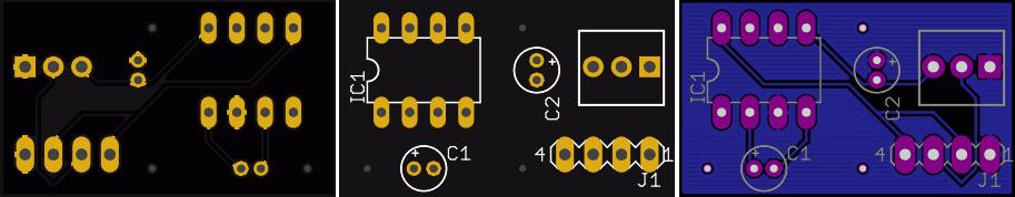 5V to 3V3 16x2 LCD