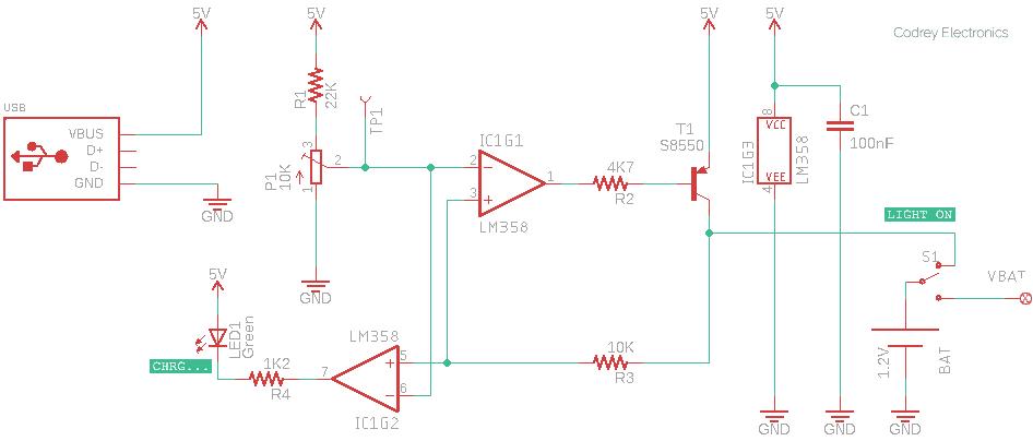Led Flashlight Diagram - All Diagram Schematics on