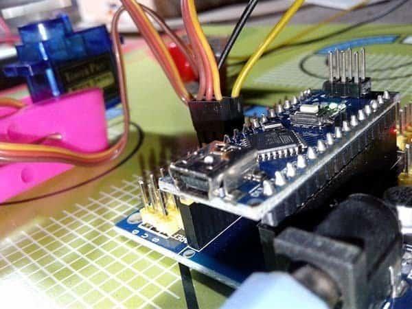 Servo Tester Nano-Servo Test
