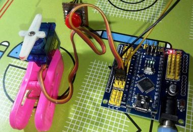 Servo Tester NanoV3-Servo Test2