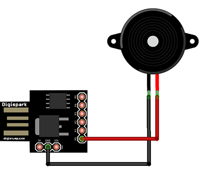 Tiny Chirp Circuit USB