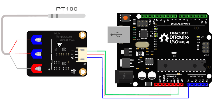 How to Play with PT100 Sensors - Codrey Electronics