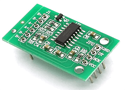 HX711 Weight Sensor Amplifier + 24-Bit ADC
