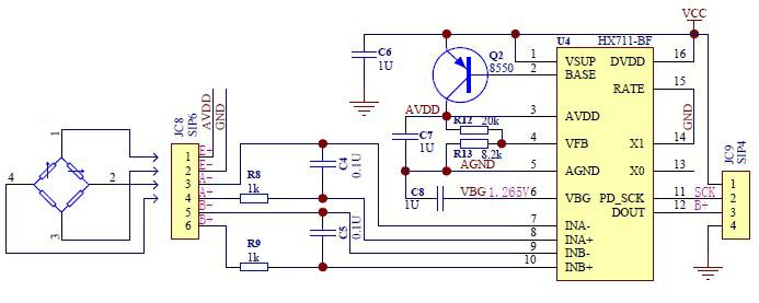 Hx711 Connection