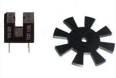Rotary Encoder Sensor Parts
