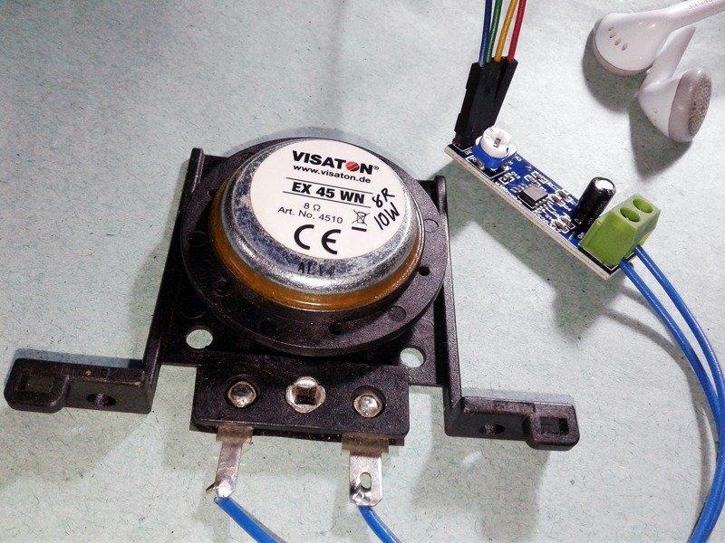 Audio Amplifier-Lab Experiment (1)