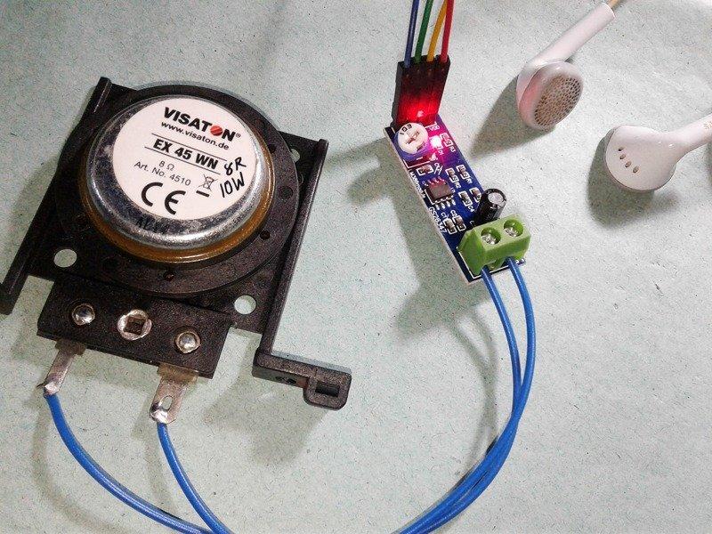 Audio Amplifier-Lab Experiment (2)