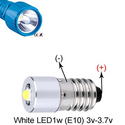 LED Torch Bulb