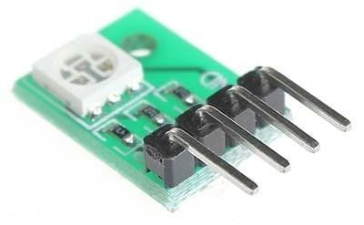RGB 5050 LED Module Green