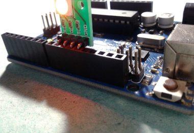 RGB LED Module-Hardware Setup