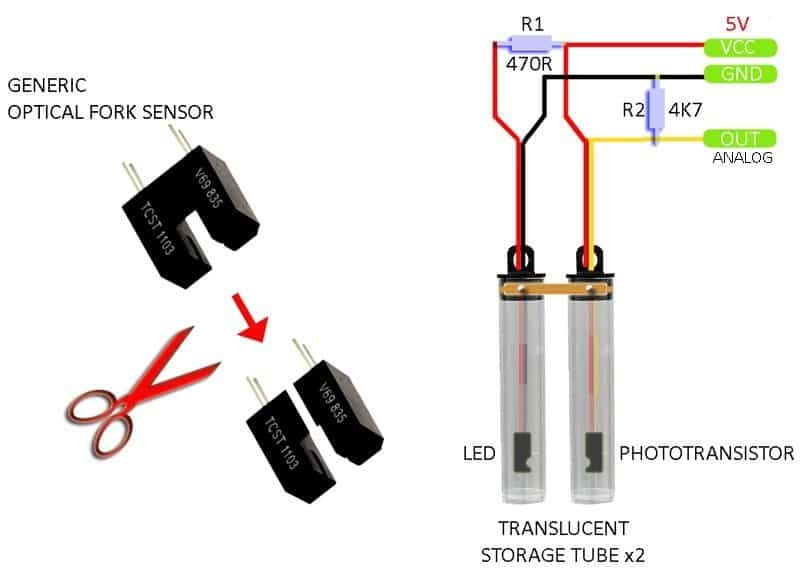DFR Turbidity Sensor Review-Reference Drawing