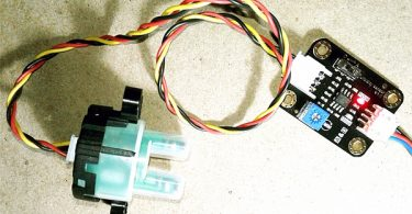 DFR Turbidity Sensor Review-Sensor Kit