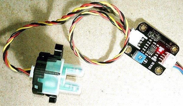 DFR Turbidity Sensor Review-Sensor Kit