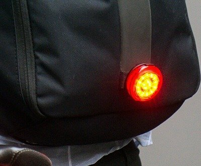 Backpack LED Safety Light