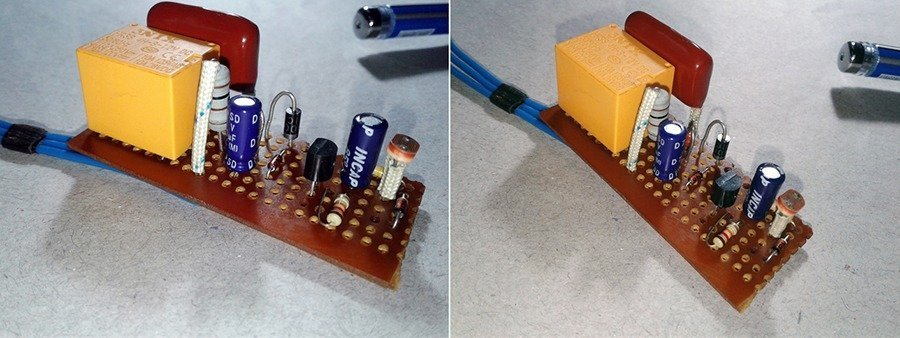 DTDC Switch for Outdoor Lamp-Prototype (1)