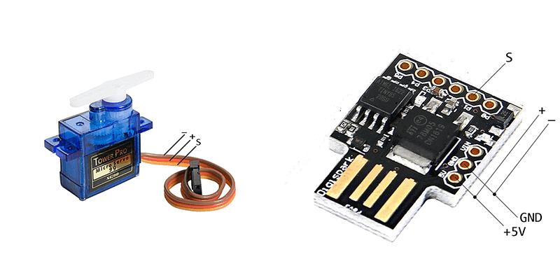 Reflect A Bird-Hardware Wiring Pointer
