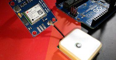 ublox NEO-6M GPS Module-Quick Test Setup