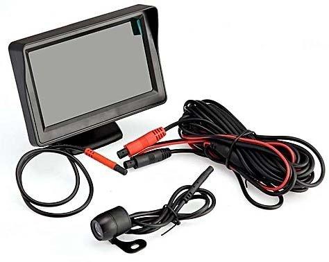 Door Video Security Camera-Car Rear View Kit
