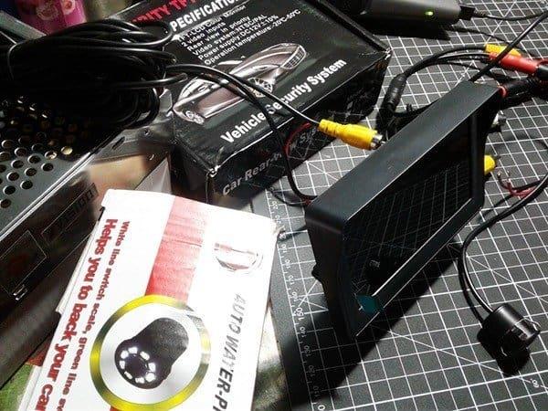 Door Video Security Camera-Hardware Preparation
