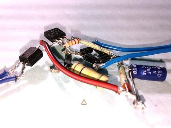 Electric Aroma Burner-Controller Build_P2P