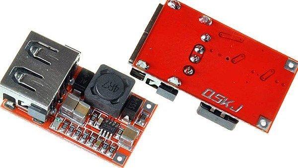 Generic 2A USB Car Charger-MP2315 USB Module