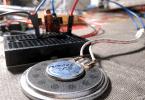 Morse Code Practice Oscillator Crude