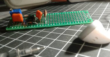 Audio Signal Injector-Prototyping Snap