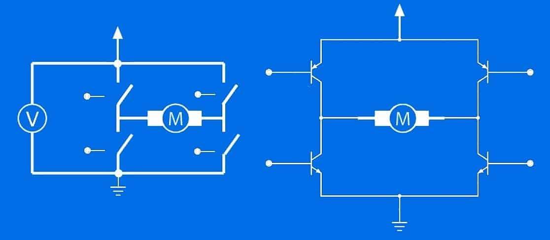 DC Gearmotor Primer-H Bridge Basic
