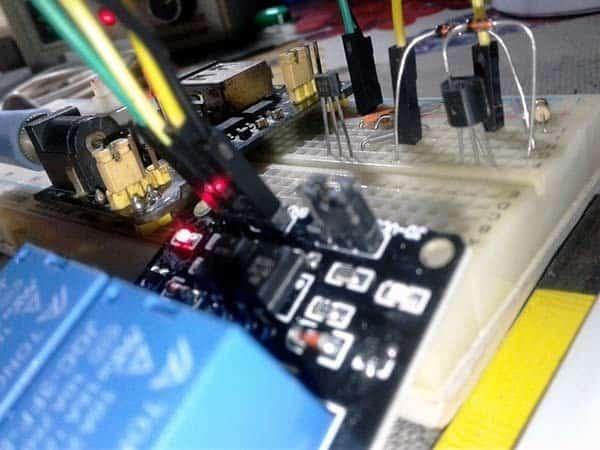 Expansible Door Sensor-Proto Test 2