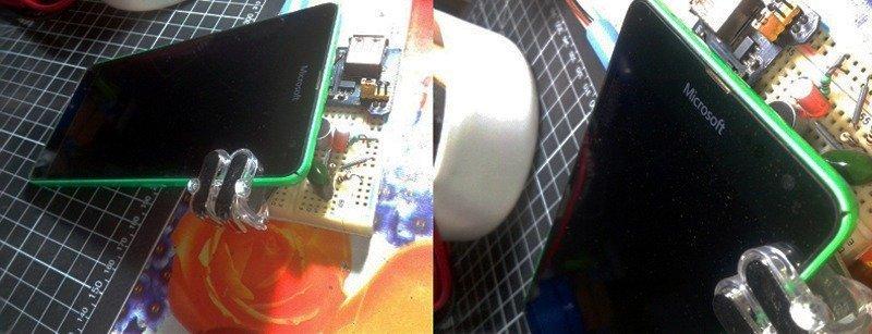 Wireless Mini Boombox-Device Orientation