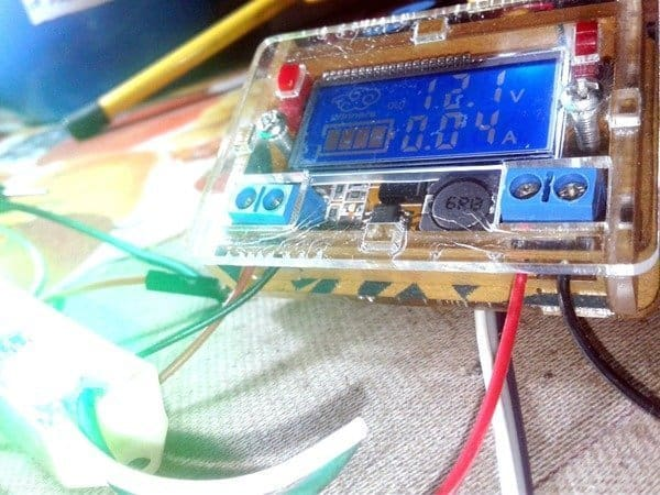 Isolated Power MOSFET Switch-Output Load Test
