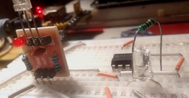 Module Output Adapter Test Setup
