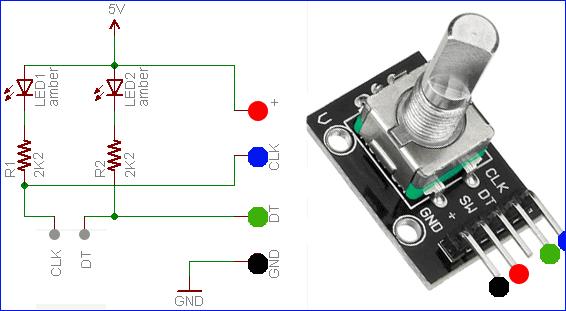 RE Module Quick Test Circuit