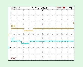 Rotary Encoder Primer-DSO Capture CW