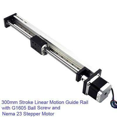 300mm Stroke Linear Motion Guide