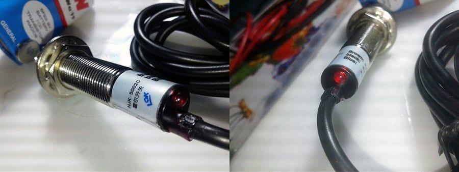NJK-5002C Project Ideas-Sensor Live