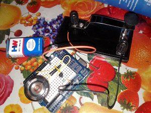 Arduino Morse Code Practice Oscillator-Proto(1)