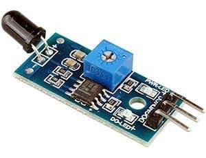 Flame Sensor Module 3Pin
