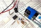 Simple Flame Supervisor-Buffer Circuit Breadboard
